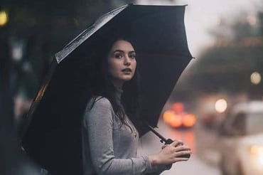 10 Definite Signs You're What's Known As A Pluviophile
