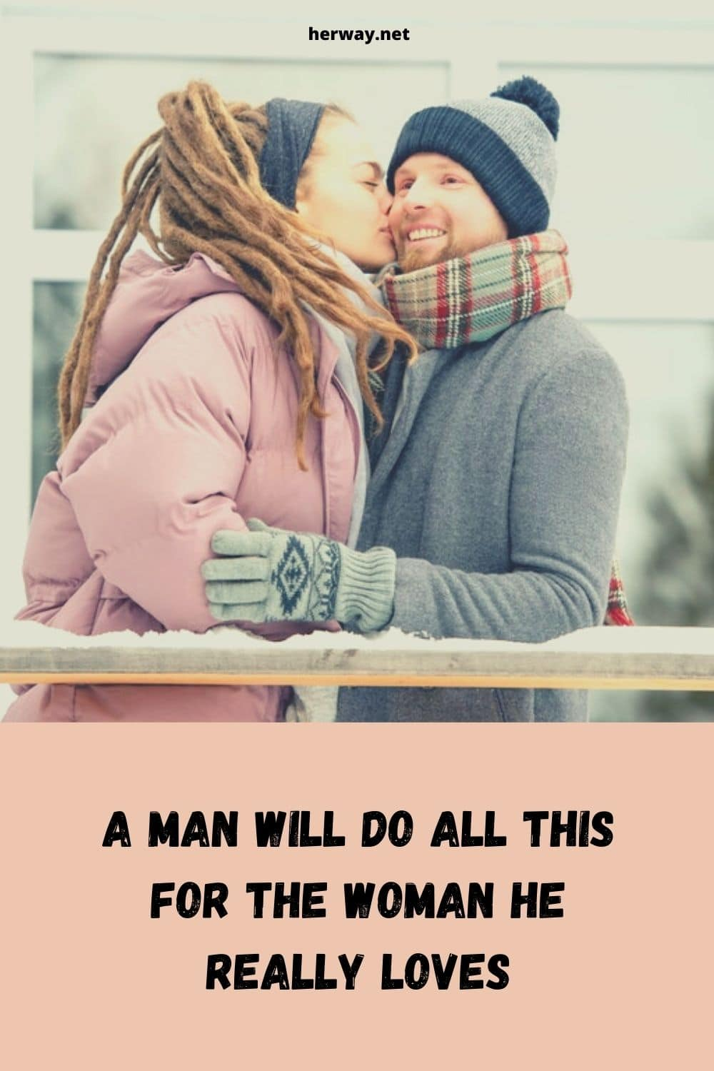 A Man Will Do ALL THIS for the Woman He really Loves