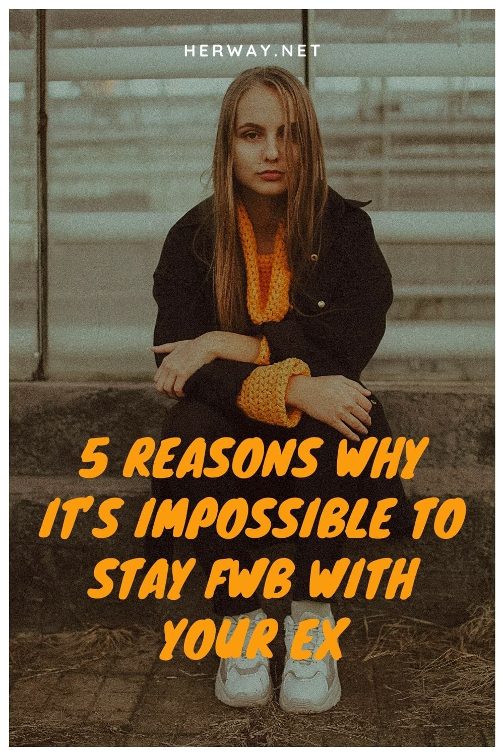5 Reasons Why It's Impossible To Stay FWB With Your EX