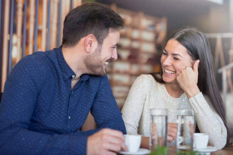 These are the 5 UNDENIABLE Signs He's Flirting With You