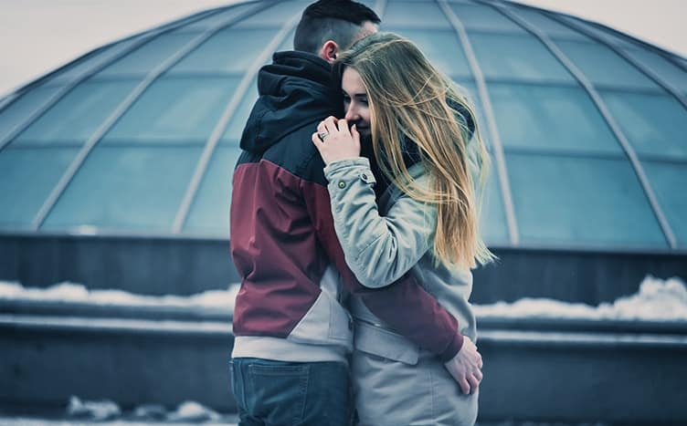 Be With Someone Who's Afraid To Lose You