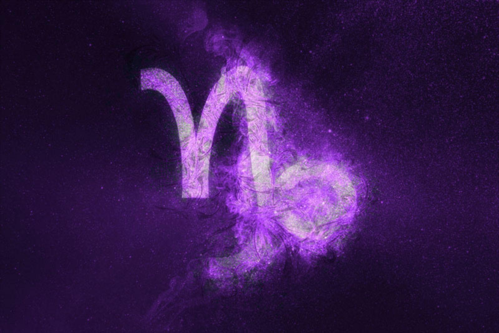 Zodiac sign of Capricorn