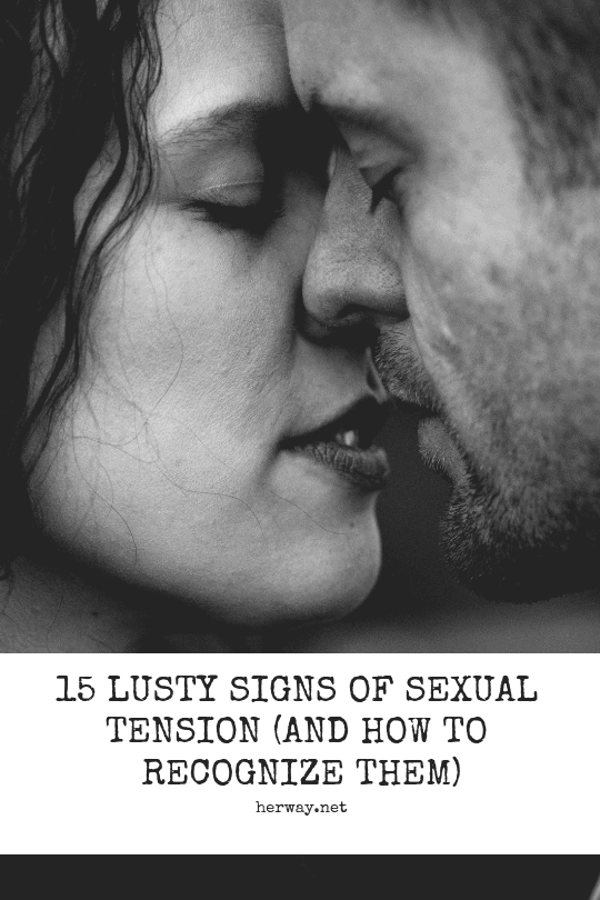 Sexual attraction signs from boss