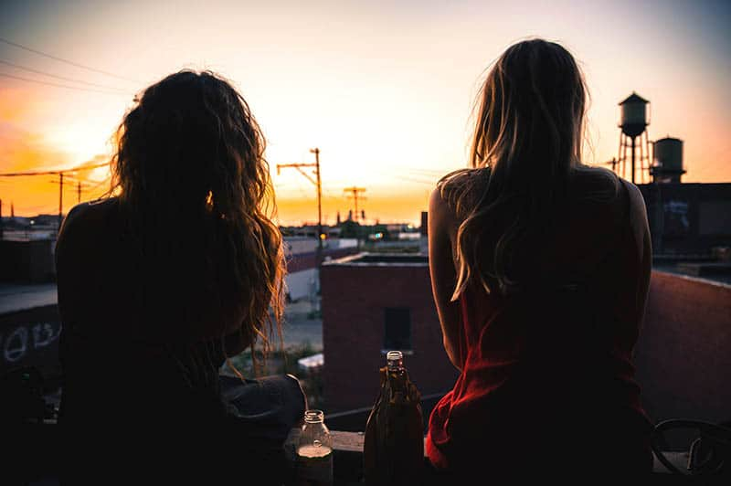 a thank you letter to the friend who never gave up on me