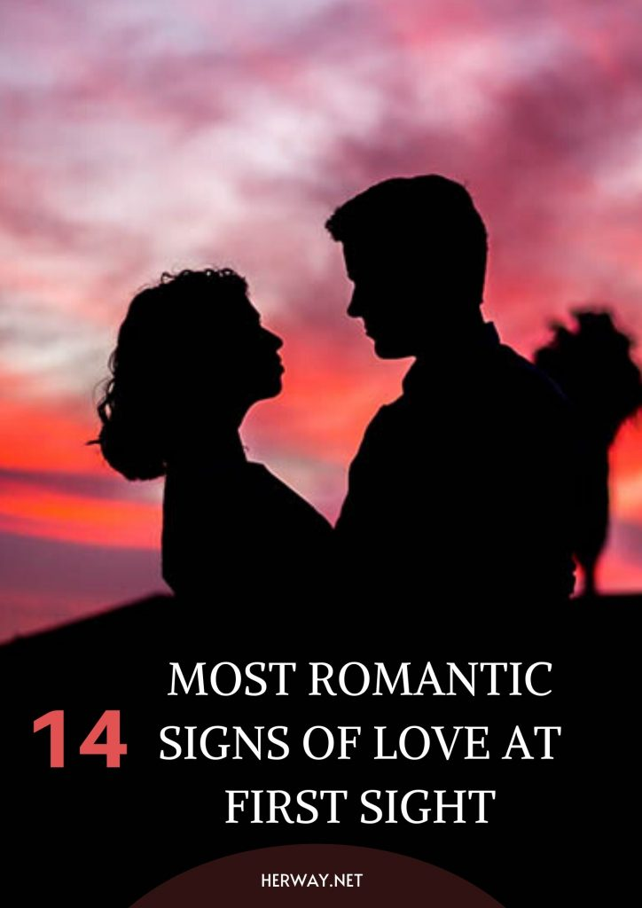 14 Most Romantic Signs Of Love At First Sight