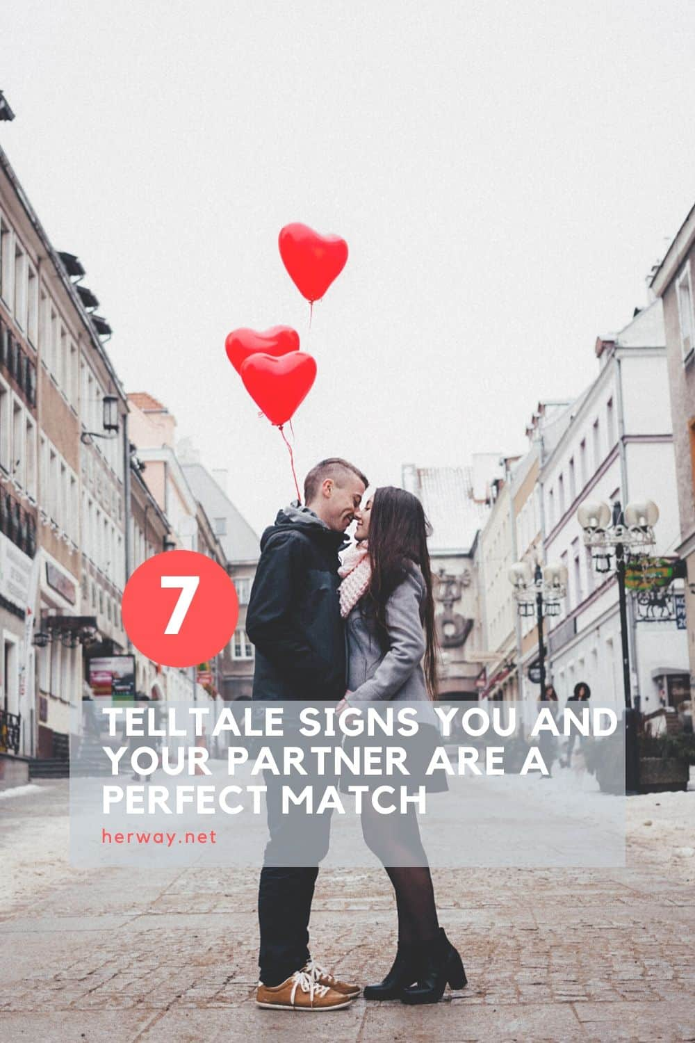 TELLTALE SIGNS YOU AND YOUR PARTNER ARE A PERFECT MATCH