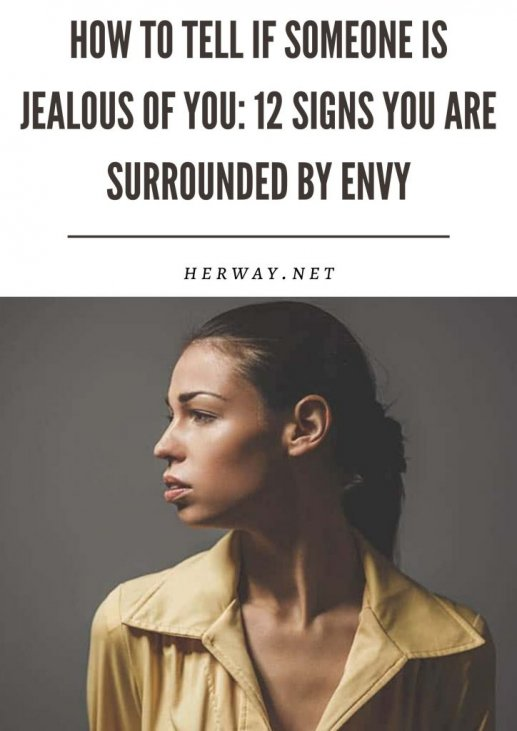 Signs your friend is jealous of you