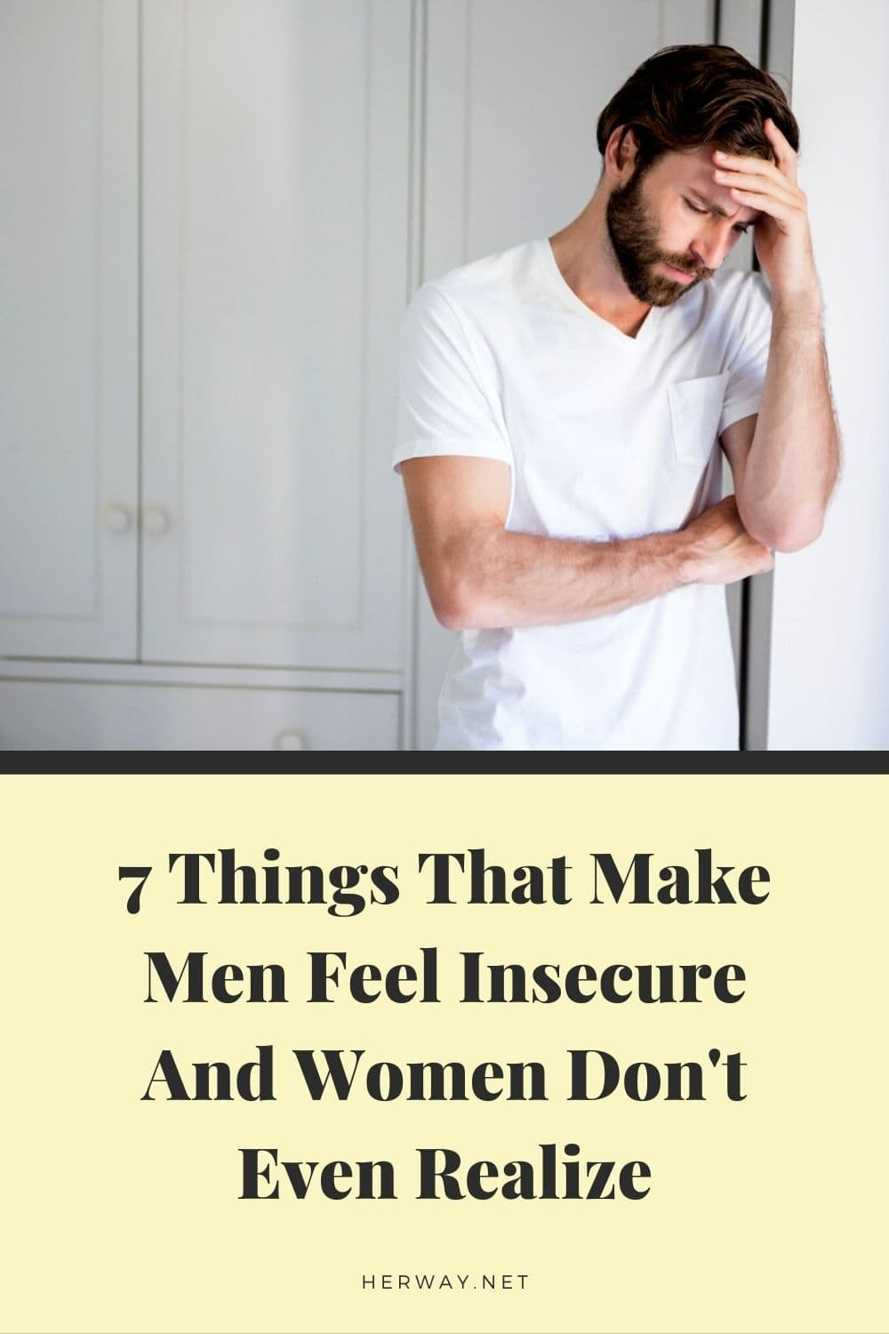 dating girl who makes you feel insecure