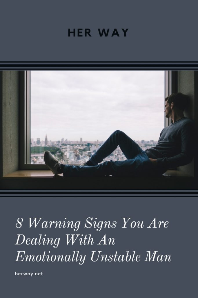 8 Warning Signs You Are Dealing With An Emotionally