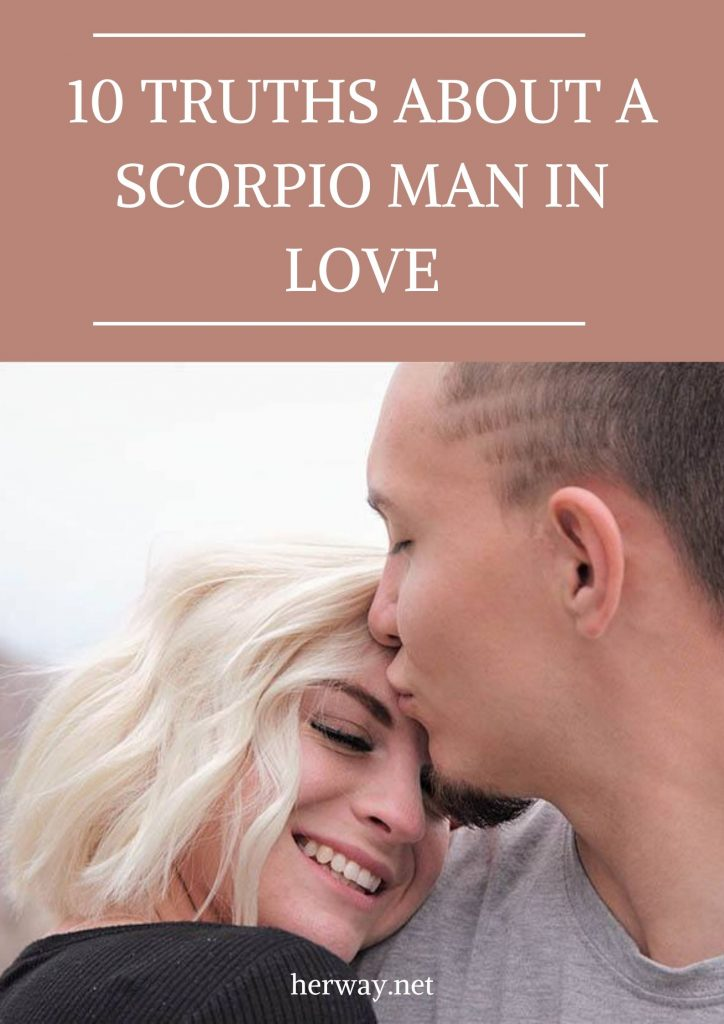 10 Truths About a Scorpio Man In Love