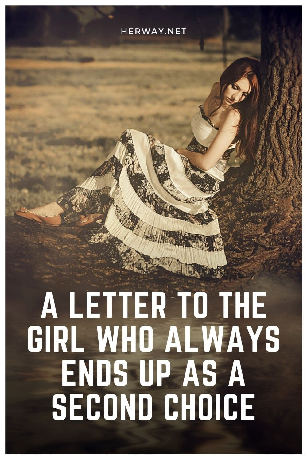 A Letter To The Girl Who Always Ends Up As A Second Choice