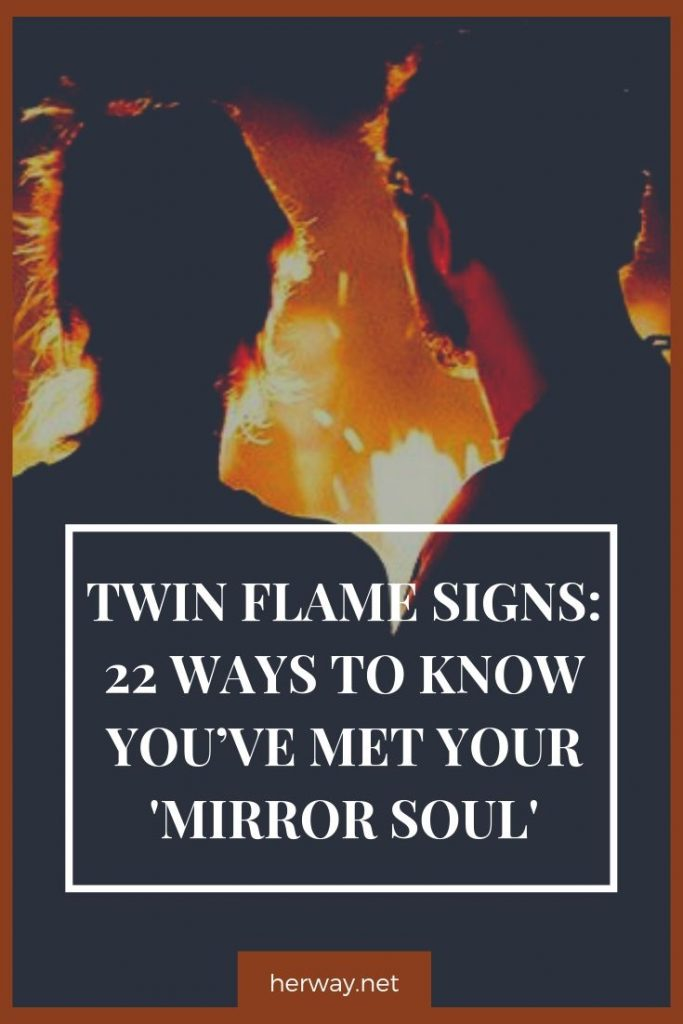 Twin Flame Signs: 22 Ways To Know You've Met Your 'Mirror Soul'
