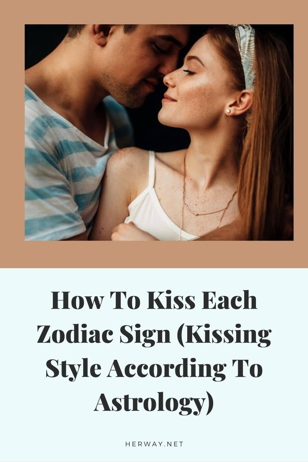 How To Kiss Each Zodiac Sign (Kissing Style According To Astrology)