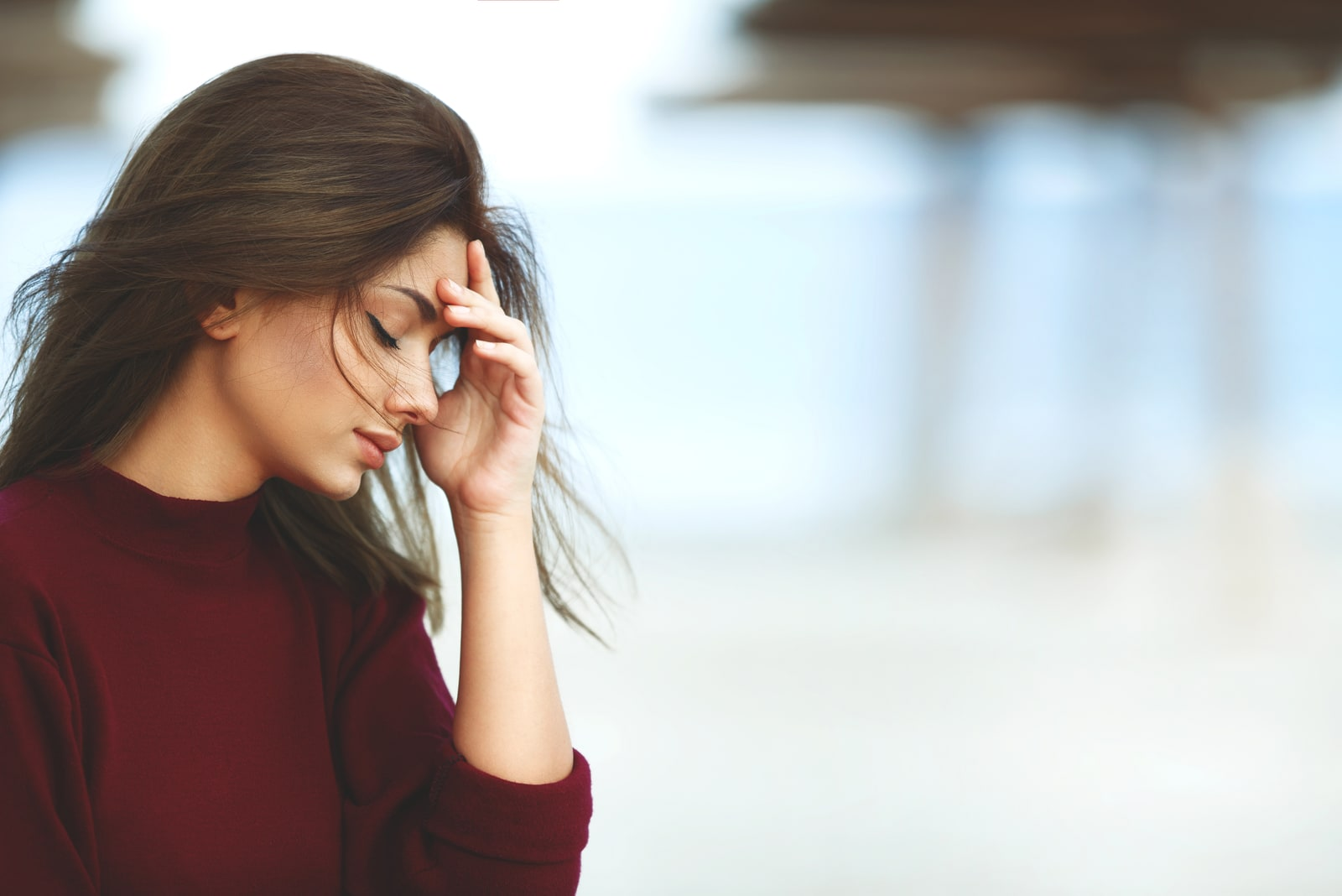 Inside The Mind Of A Girl Who Thinks She Can't Move On
