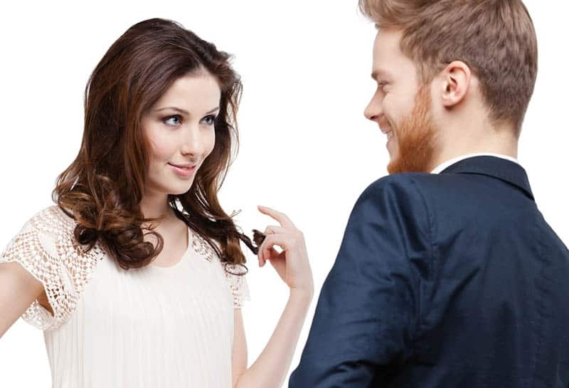 17 Genuine Body Language Signs He Secretly Likes You