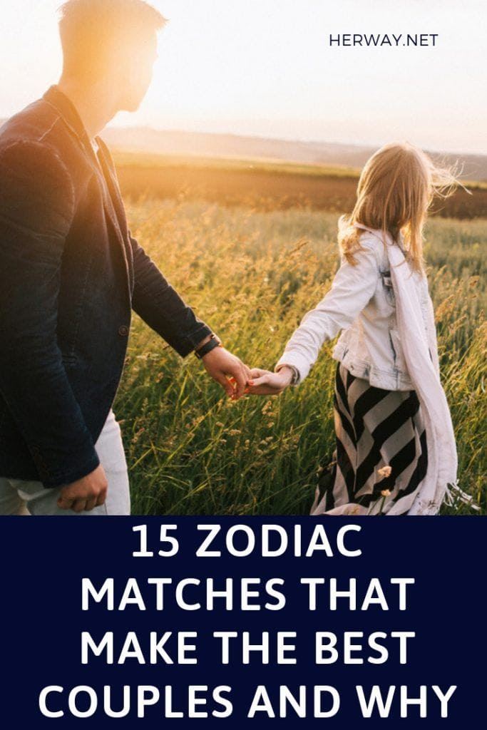 15 Zodiac Matches That Make The Best Couples And Why