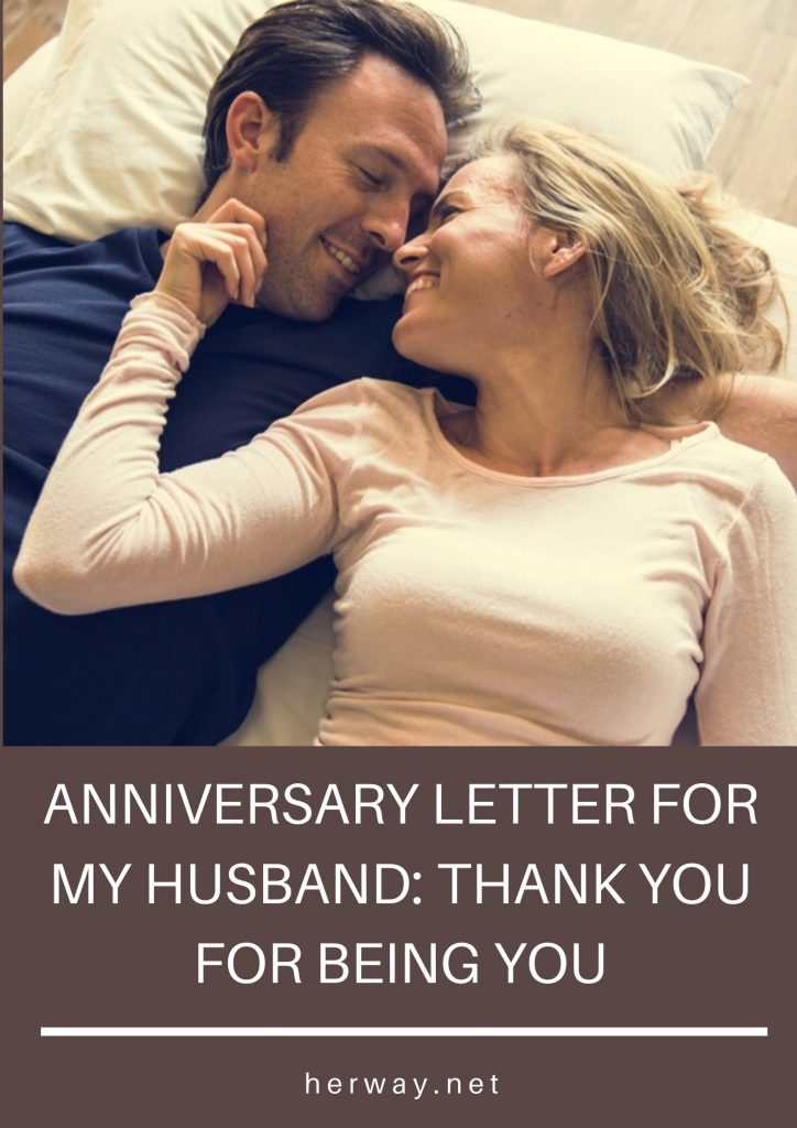 Love Letter To My Husband On Our Anniversary from herway.net