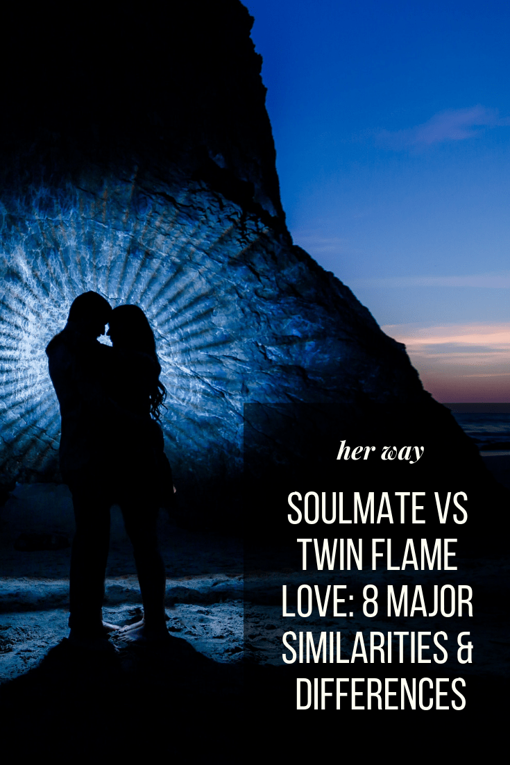 Soulmate Vs Twin Flame Love: 8 Major Similarities & Differences
