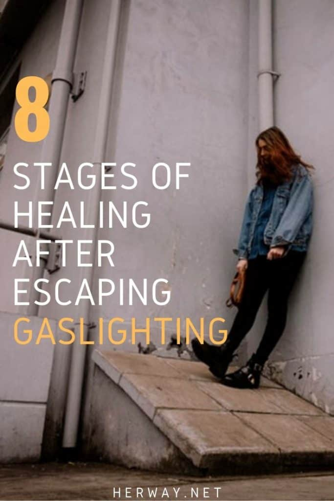 8 Stages Of Healing After Escaping Gaslighting
