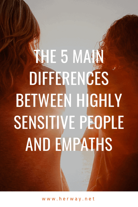 The 5 Main Differences Between Highly Sensitive People And Empaths