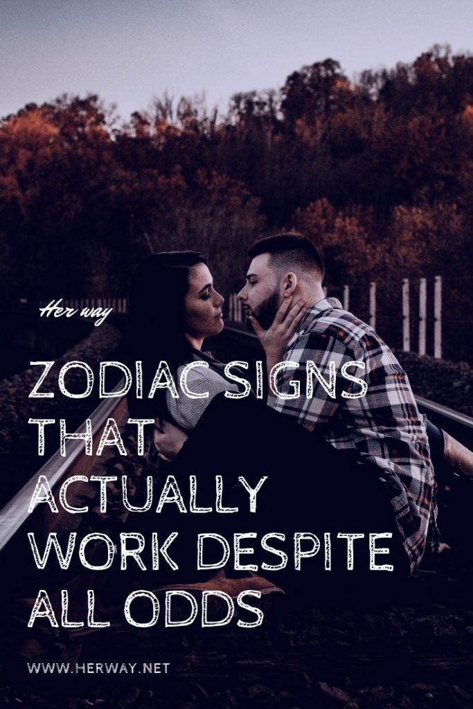 Zodiac Signs That Actually Work Despite All Odds