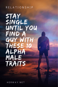 Alpha man traits