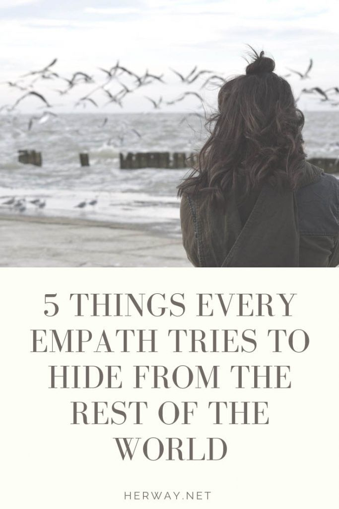 5 Things Every Empath Tries To Hide From The Rest Of The World