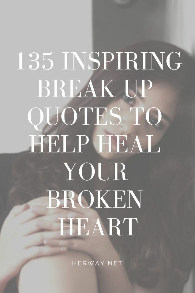 healing from a breakup quotes