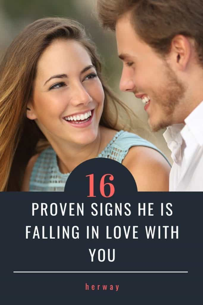 16 Proven Signs He Is Falling In Love With You