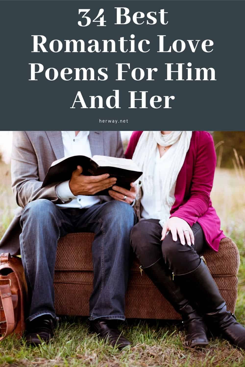 34 Best Romantic Love Poems For Him And Her