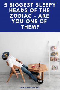 5 Biggest Sleepy Heads Of The Zodiac - Are You One Of Them?