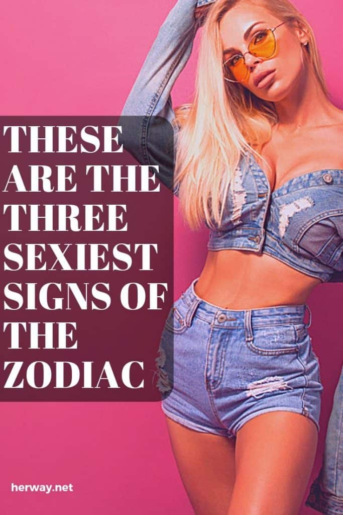 These Are The Three Sexiest Signs Of The Zodiac