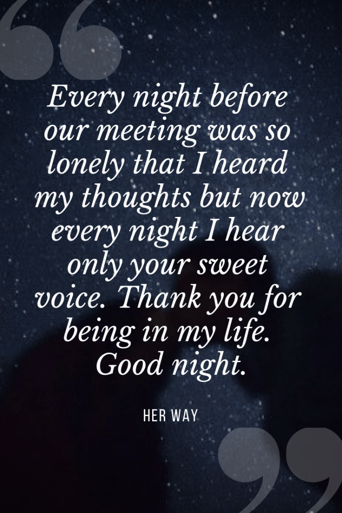 Top 150 Inspiring Goodnight Quotes For Your Loved One