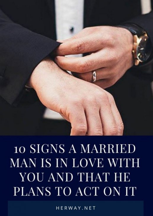 Married man likes me signs