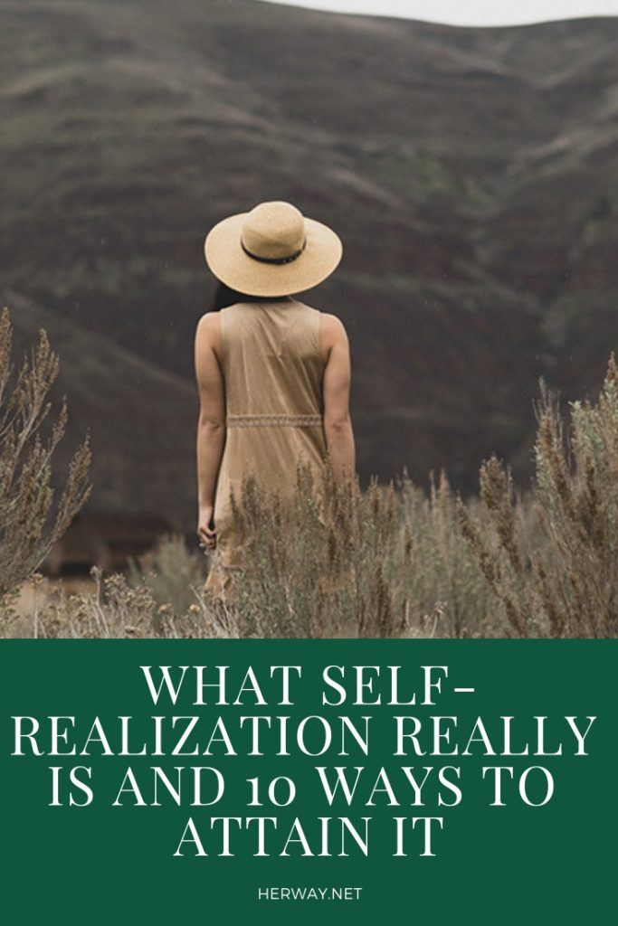 What Self-Realization Really Is And 10 Ways To Attain It