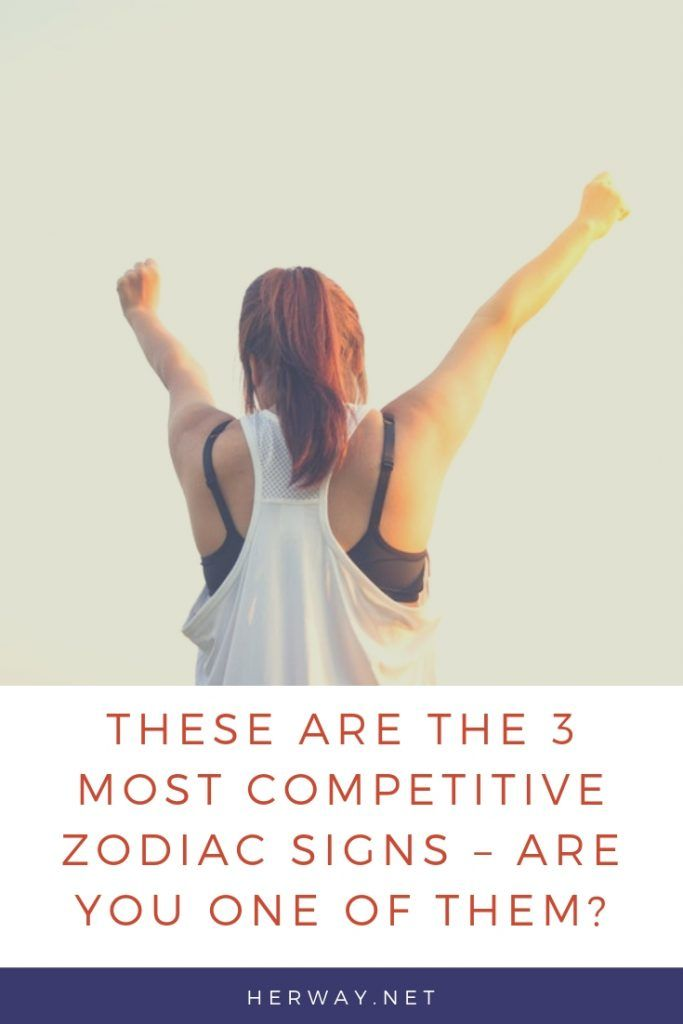 These Are The 3 Most Competitive Zodiac Signs – Are You One Of Them?