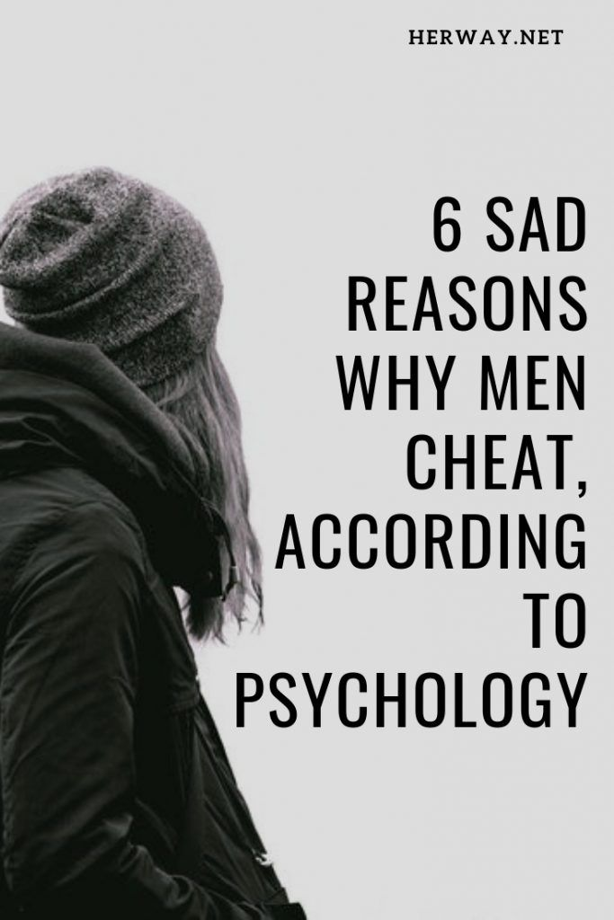 6 Sad Reasons Why Men Cheat, According To Psychology