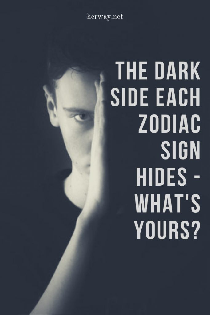 The Dark Side Each Zodiac Sign Hides - What's Yours?