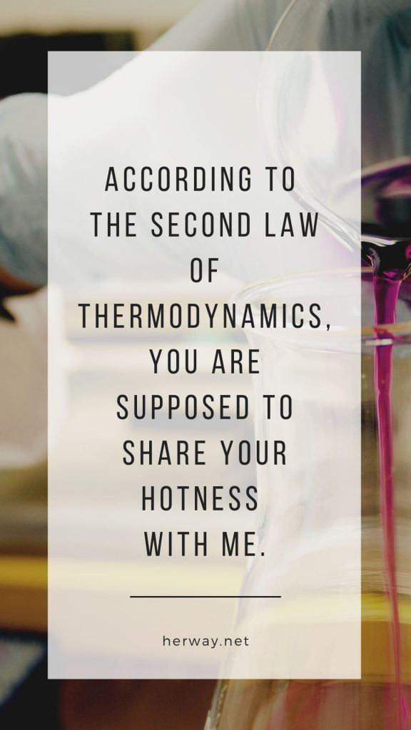 154 Chemistry Pick Up Lines To Impress Intelligent Women