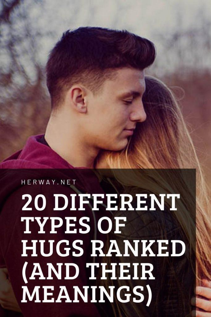 20 Different Types Of Hugs Ranked (And Their Meanings)