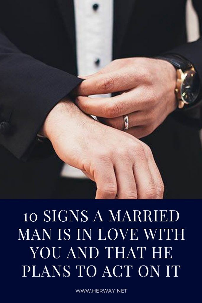 a married man