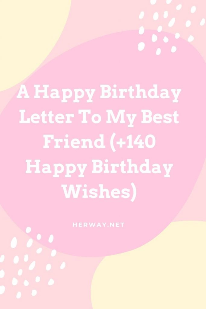Birthday Paragraph Friend For Girl Wishes Best