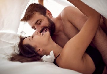 13 Things Men Think About During Sex