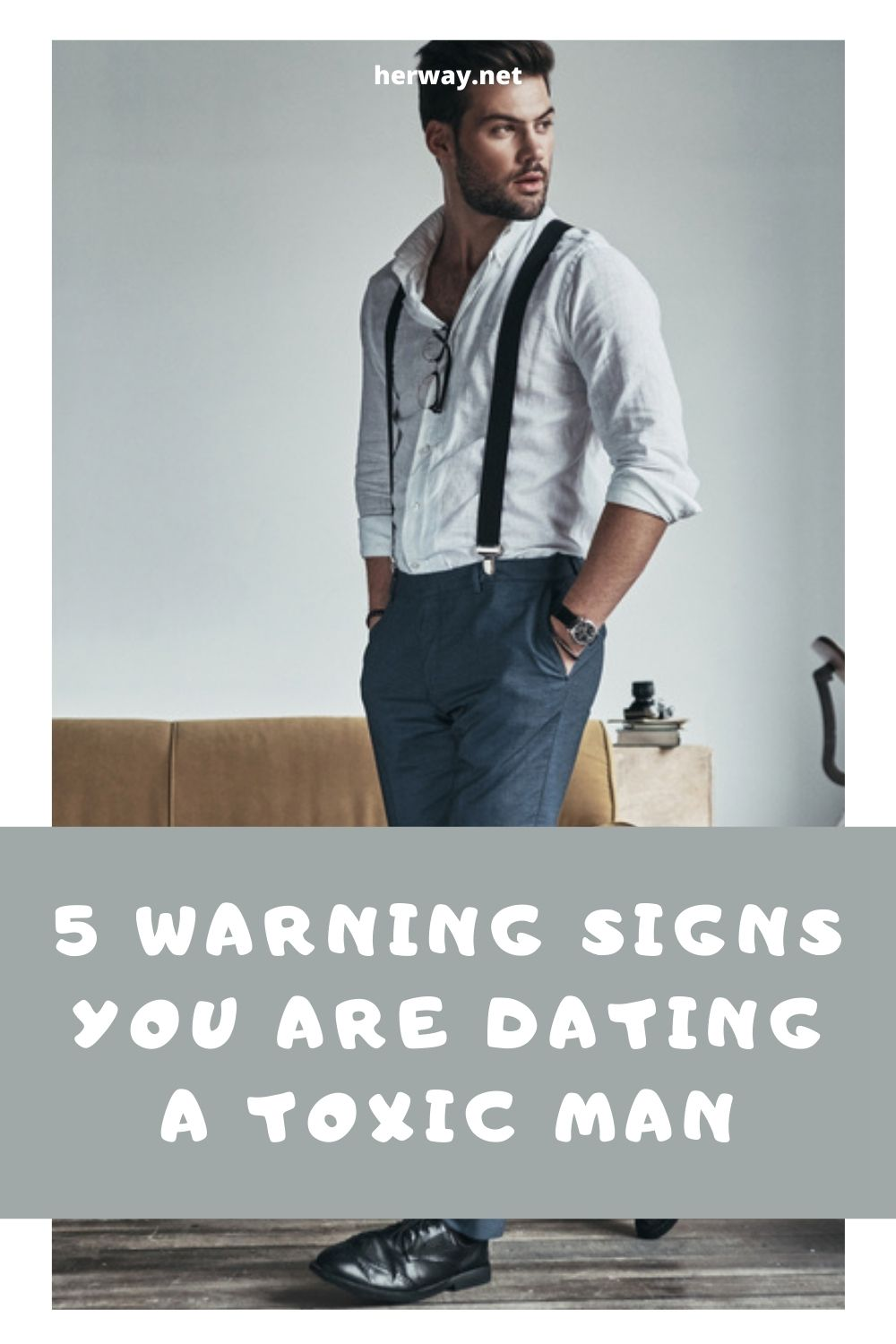 5 Warning Signs You Are Dating A Toxic Man