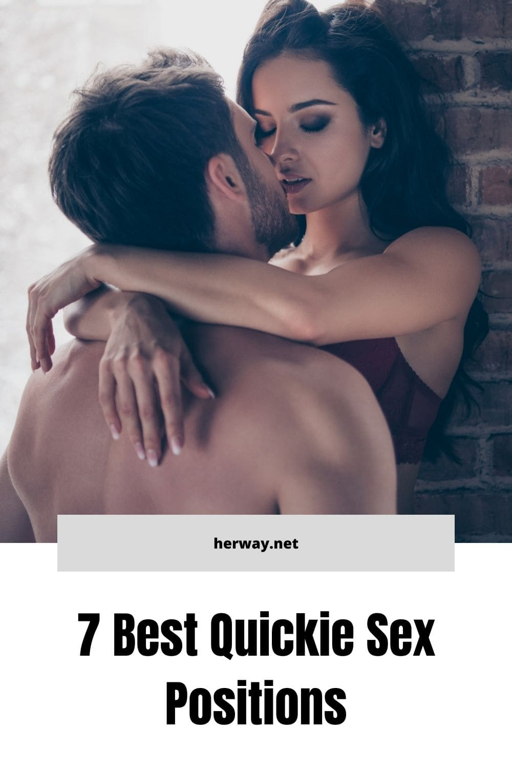7 Best Quickie Sex Positions