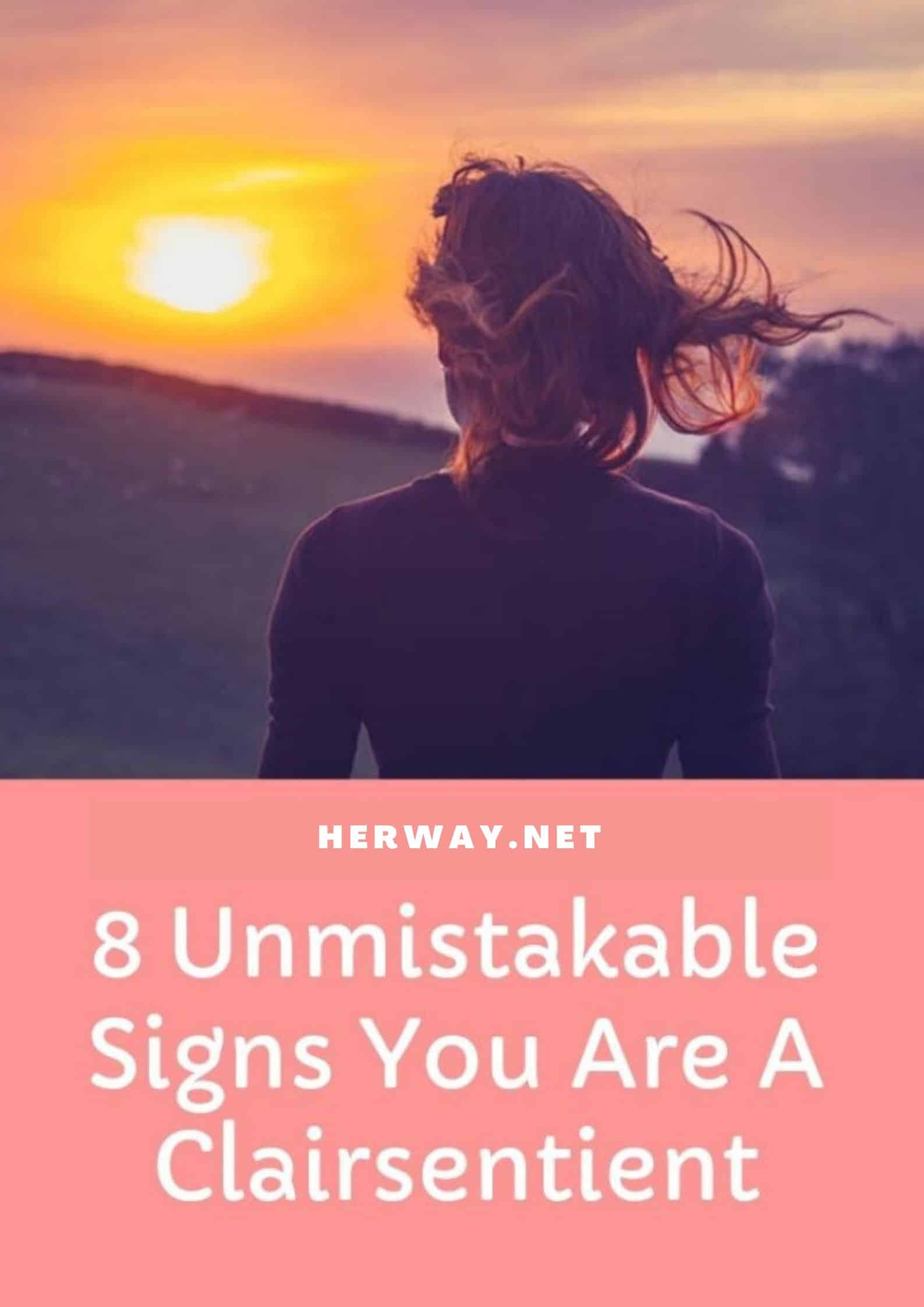 8 Unmistakable Signs You Are A Clairsentient