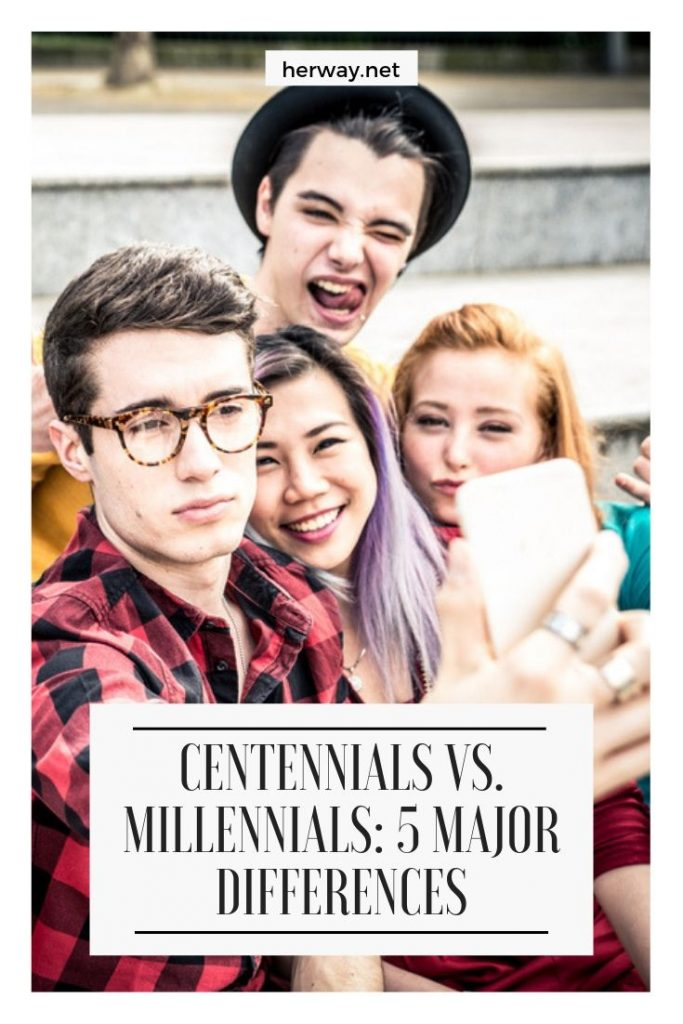 Centennials vs. Millennials: 5 Major Differences