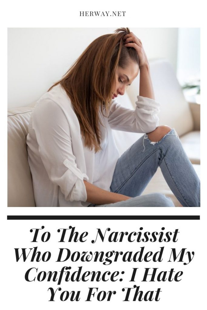 How to recover from hookup a narcissist