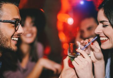 The Top 13 Fun, Sexy And Daring Drinking Games For Couples
