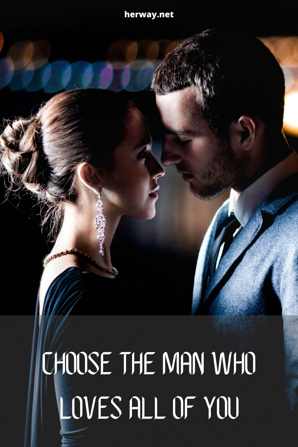 Choose The Man Who Loves All Of You